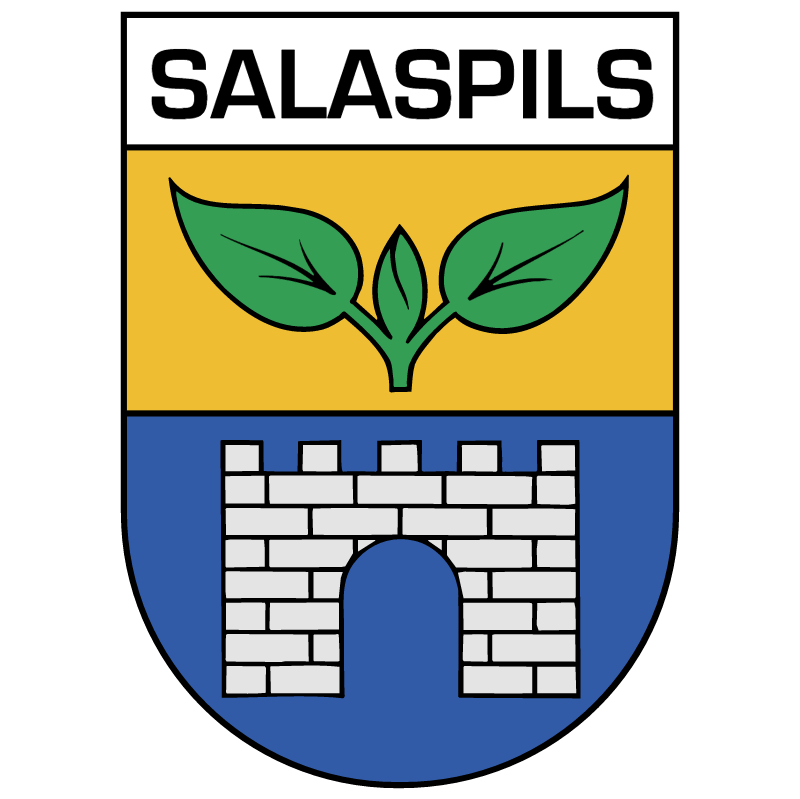 Salaspils vector