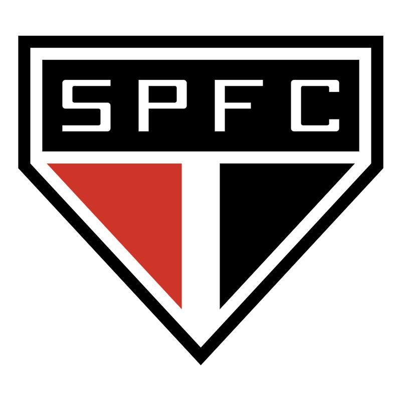 Sao Paulo Futebol Clube de Sao Paulo SP vector
