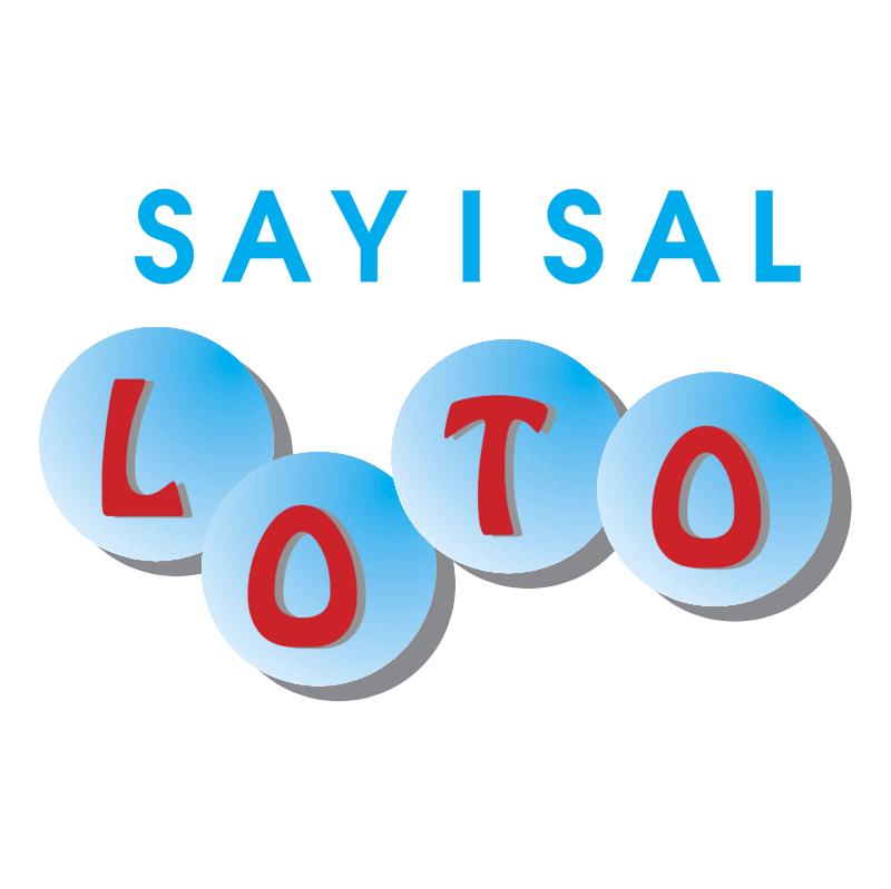 Sayisal Loto vector