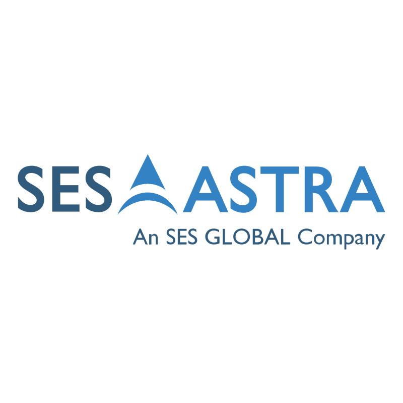 SES Astra vector logo