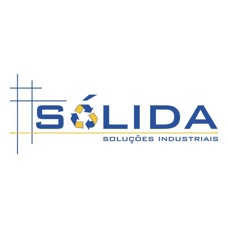 Solida Solucoes Industriais ltda vector logo