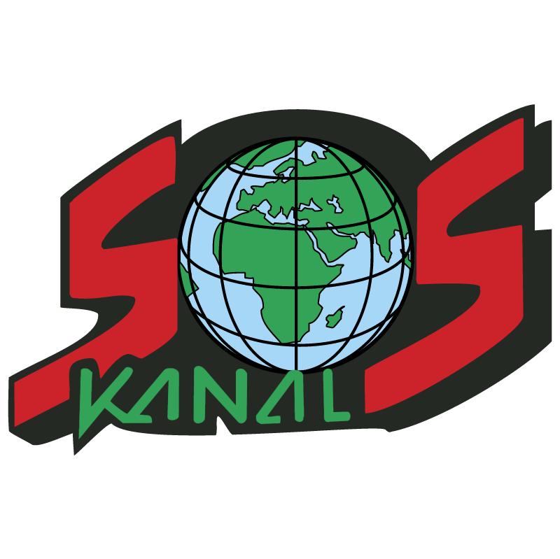 SOS Kanal vector