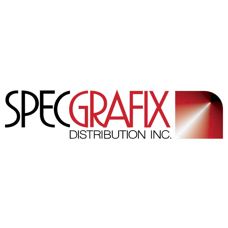 Specgrafix Distribution Inc vector logo