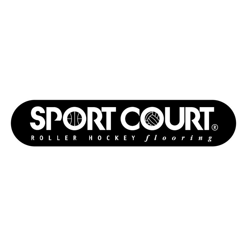 Sport Court vector