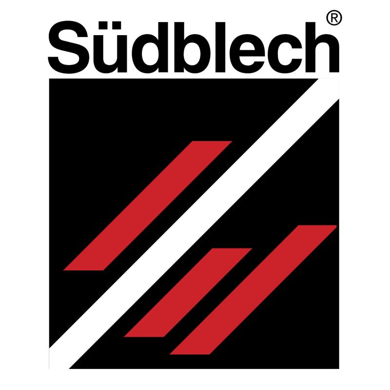Sudblech vector