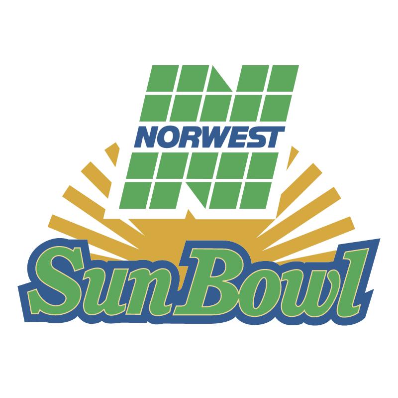 Sun Bowl vector logo