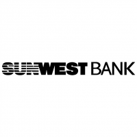 SunWest Bank vector