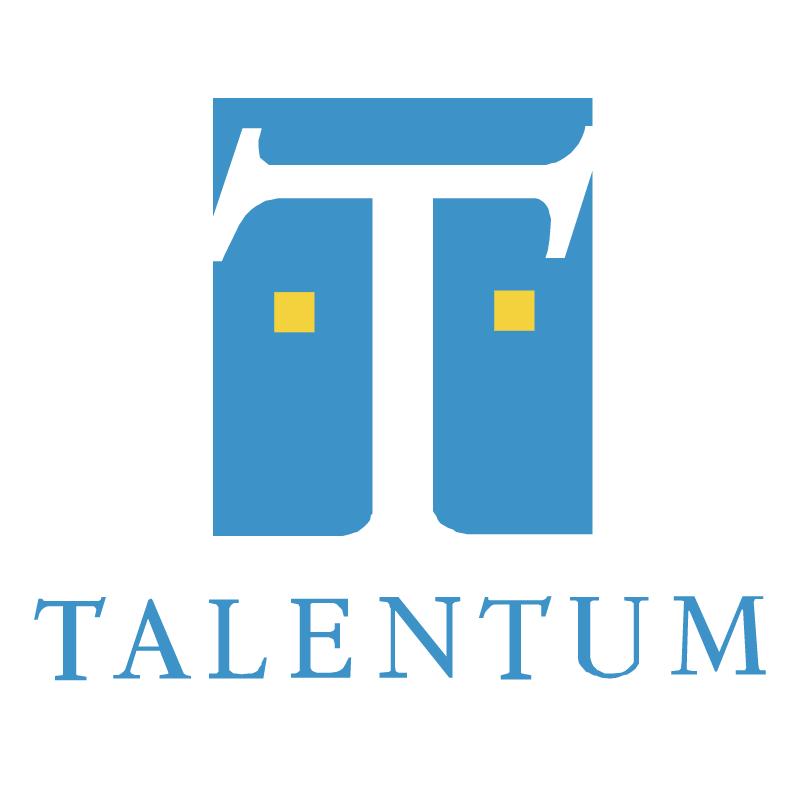 Talentum vector logo
