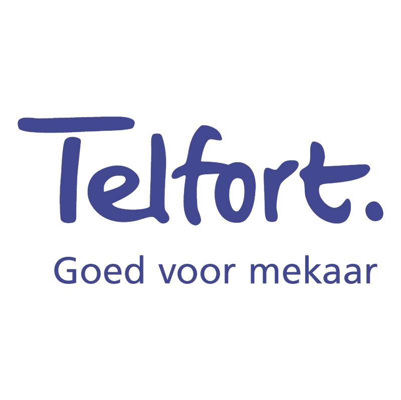 Telfort vector logo