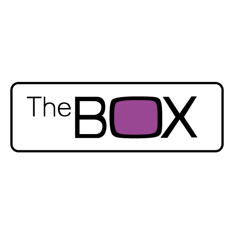 The BOX vector logo