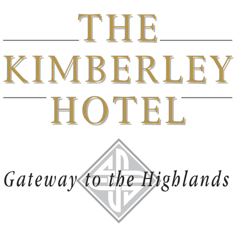 The Kimberley Hotel vector
