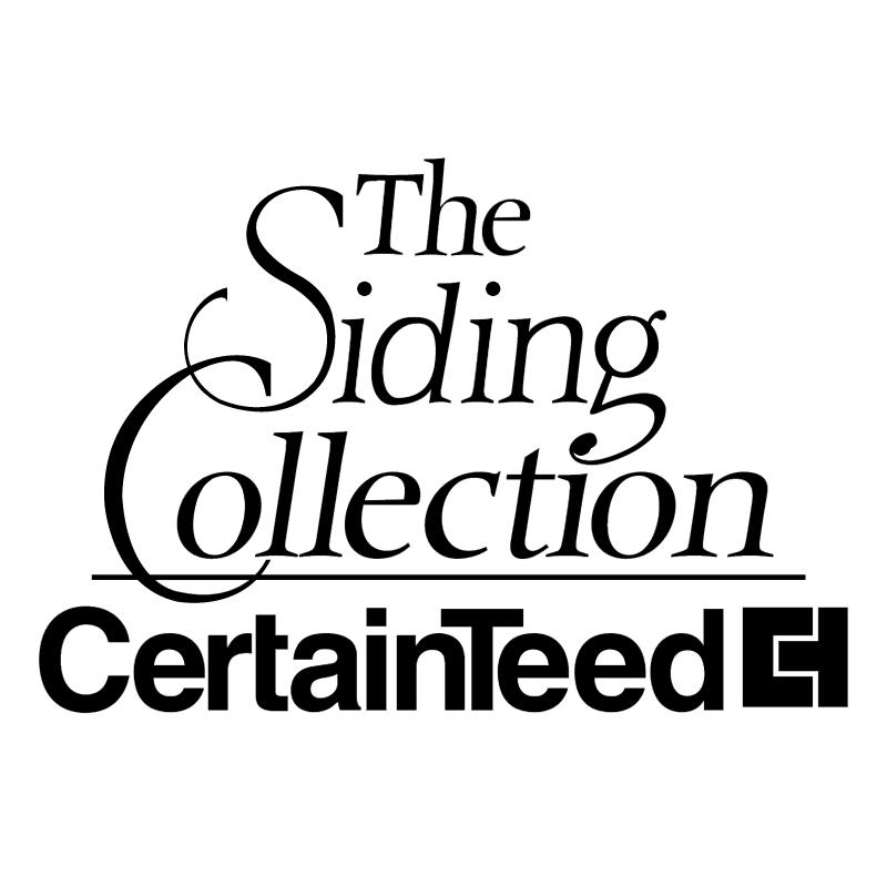 The Siding Collection vector