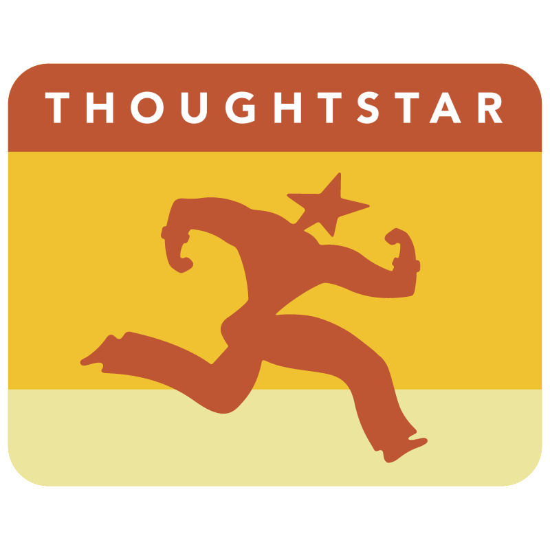 Thoughtstar vector logo