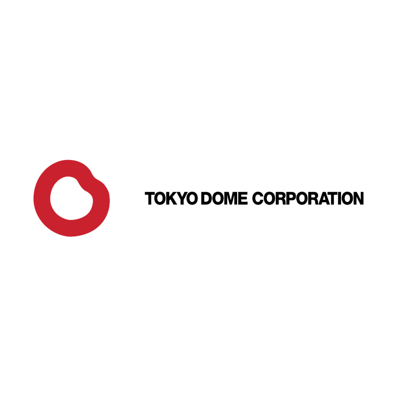 Tokyo Dome Corporation vector