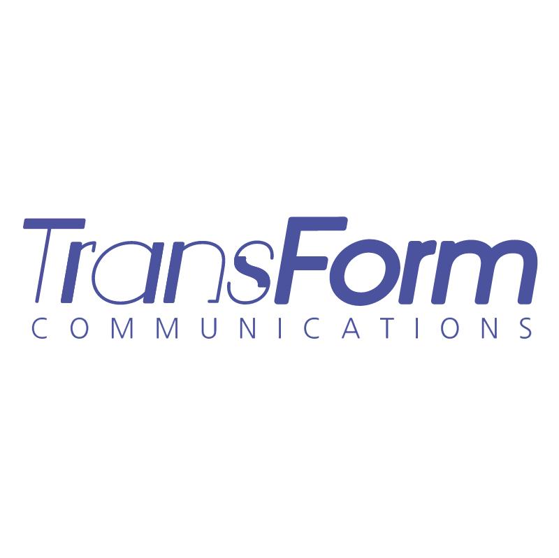 TransForm Communications vector logo