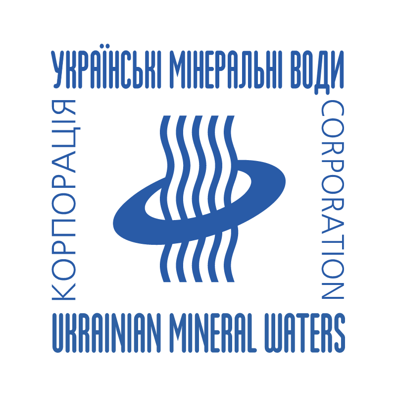 Ukrainian Mineral Water vector
