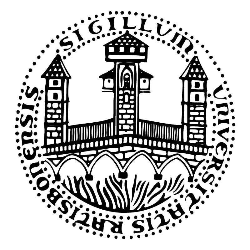 University of Regensburg vector