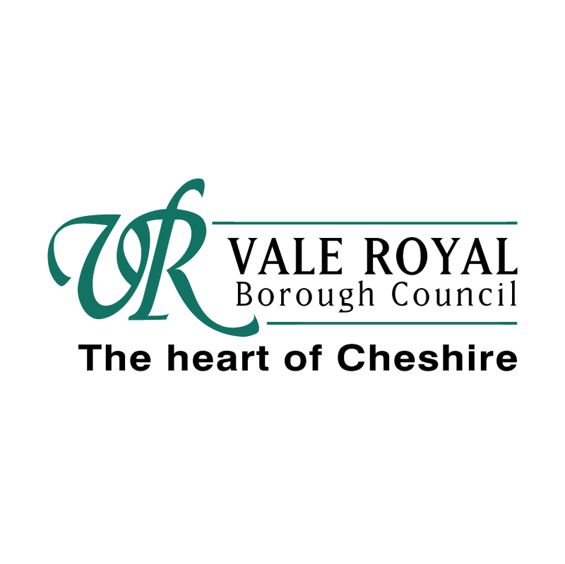 Vale Royal Borough Council vector