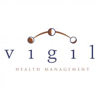 Vigil Health Management vector