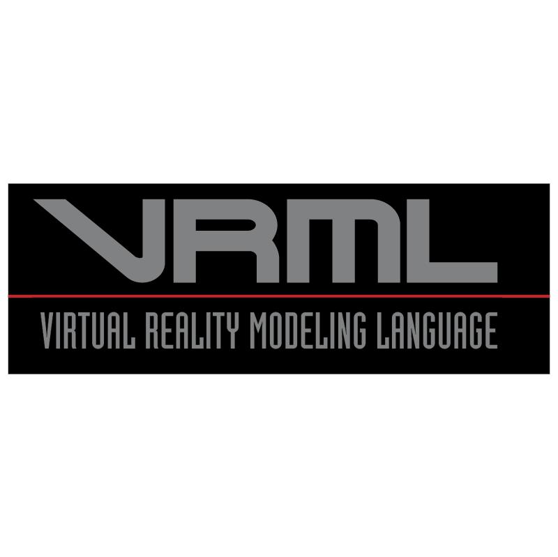 VRML vector logo