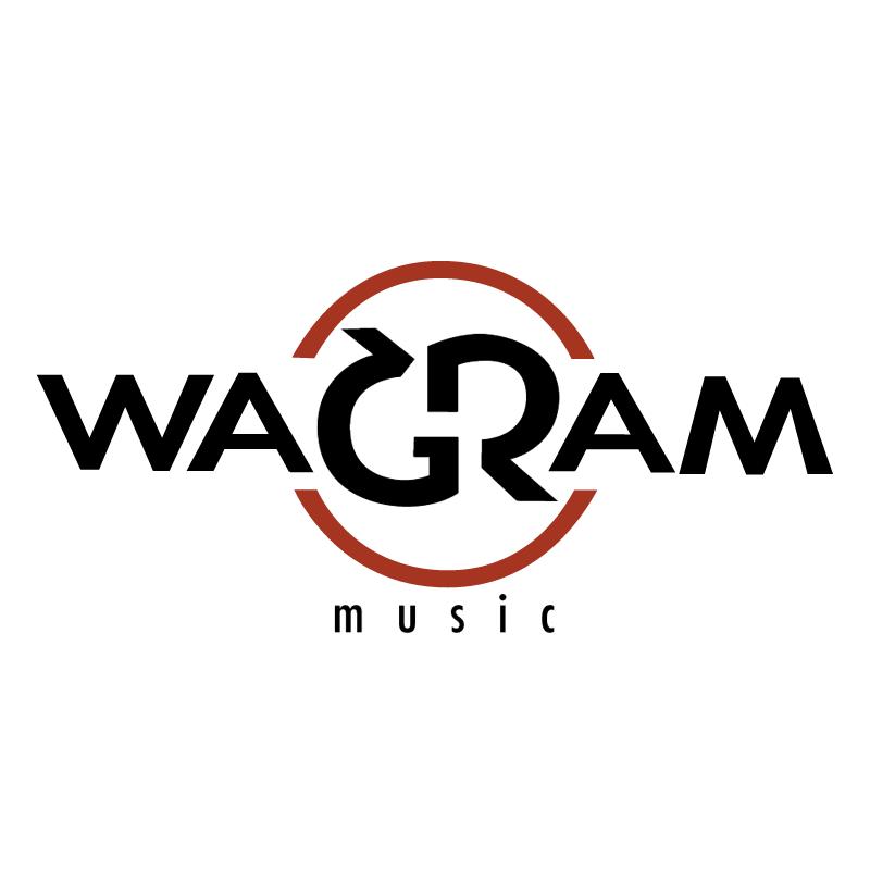 Wagram Music vector