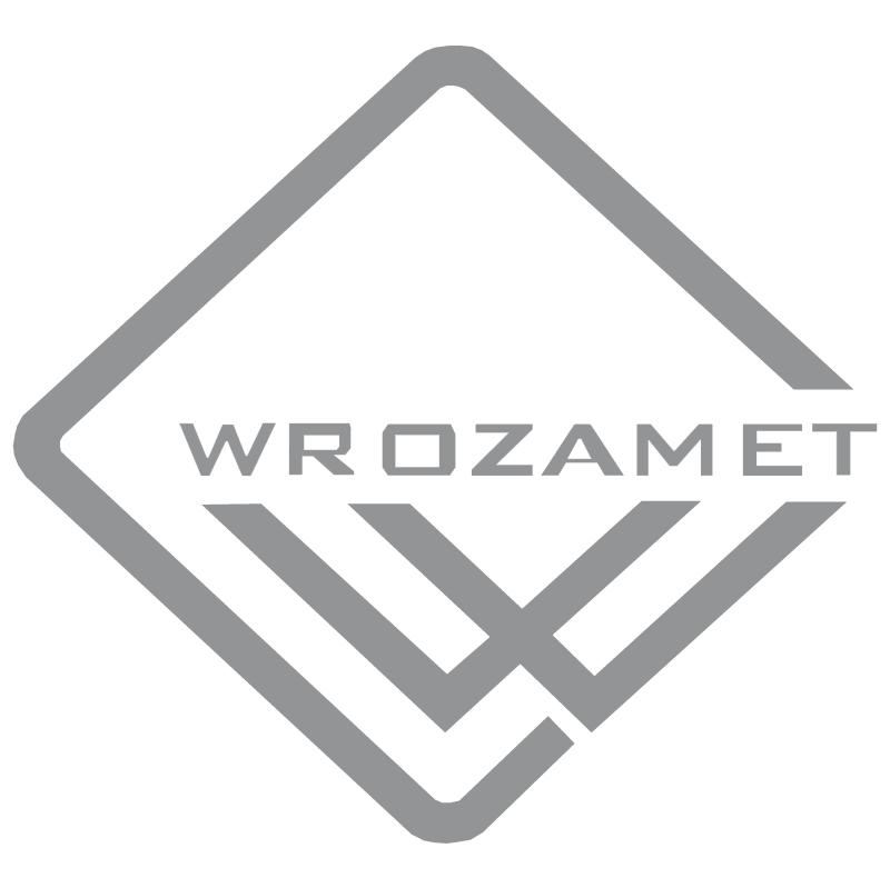 Wrozamet vector logo