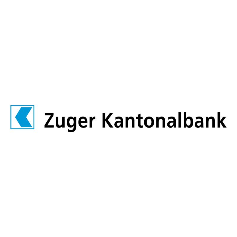 Zuger Kantonalbank vector