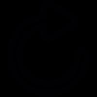 Clockwise refresh vector