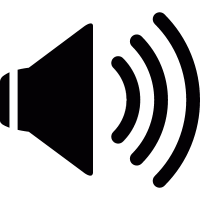 Volume level vector
