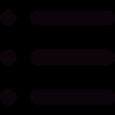 View list vector logo