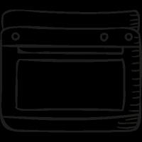 Big Oven vector