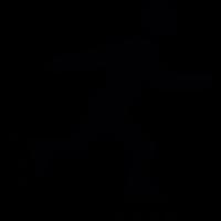 Roller Skater vector