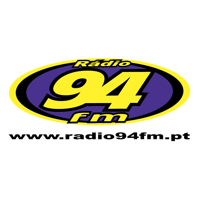 94 FM vector