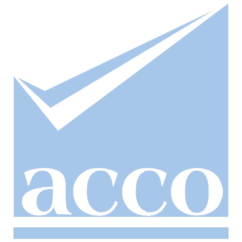 Acco 5381 vector