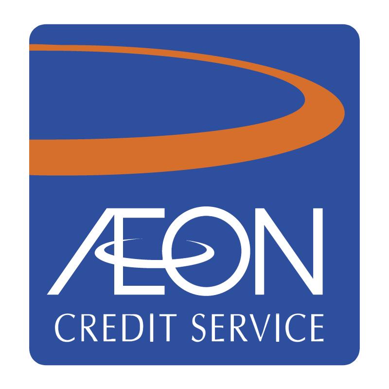AEON Credit Service vector
