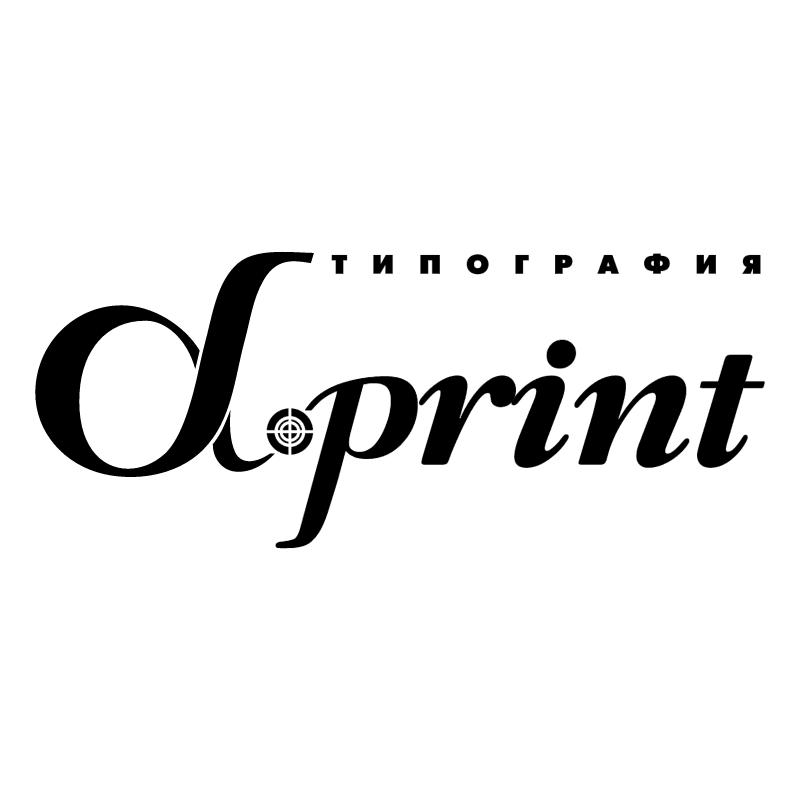 alpha print 86502 vector