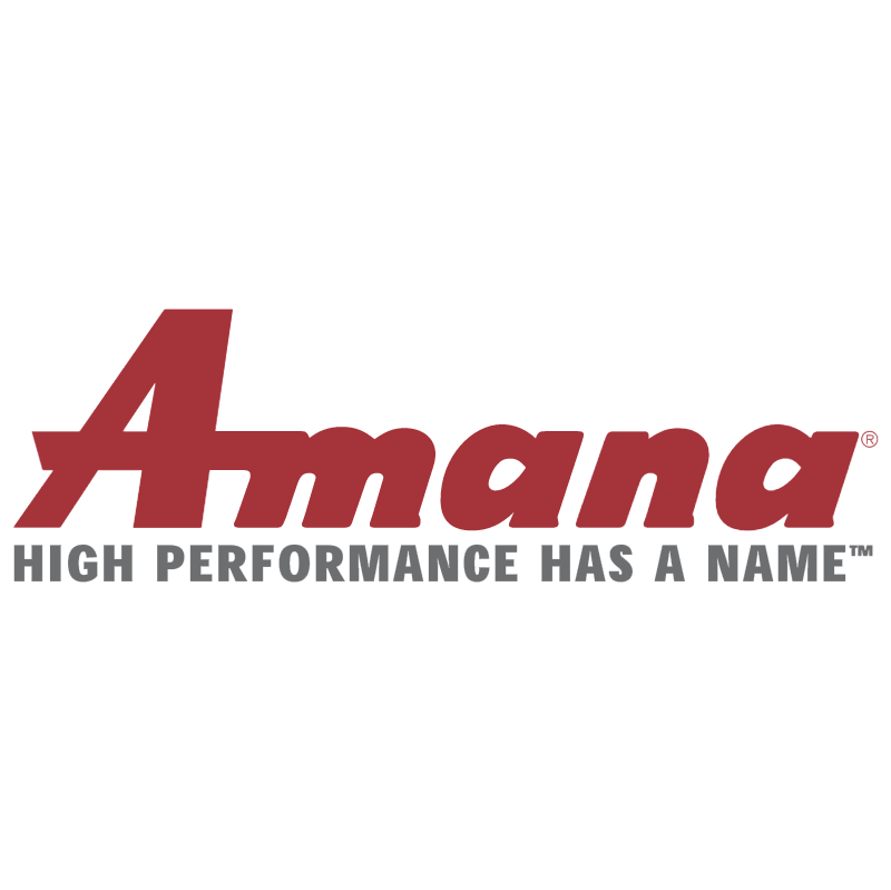 Amana 10870 vector