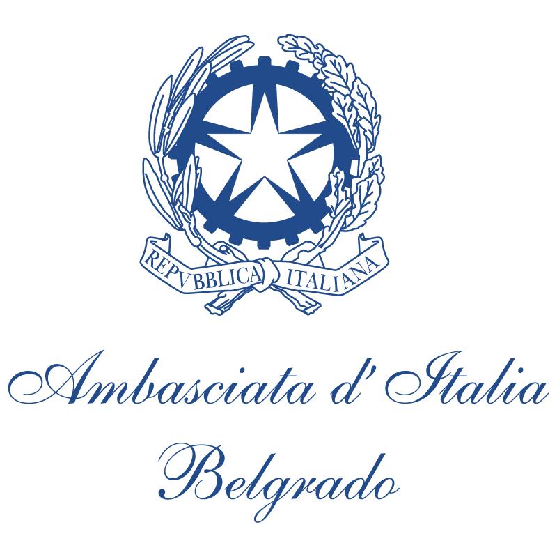 Ambasciata d'Italia vector
