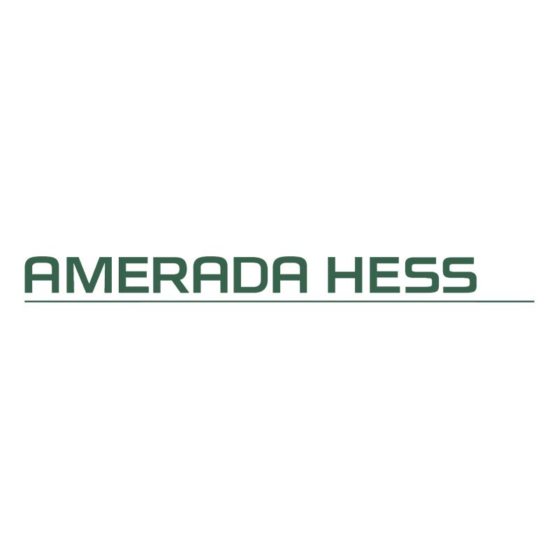 Amerada Hess 45347 vector