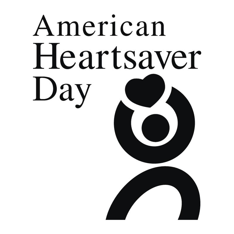 American Heartsaver Day 34532 vector logo