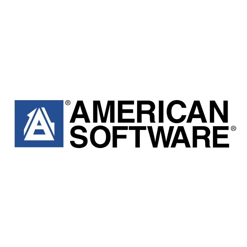 American Software vector