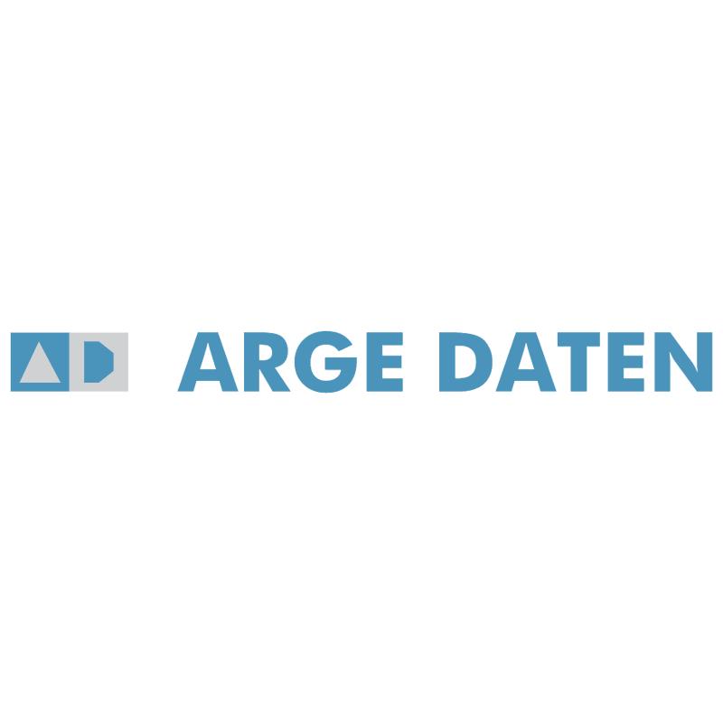 Arge Daten vector