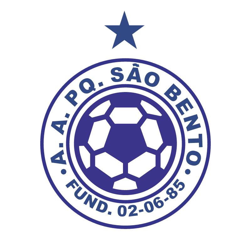 Associacao Atletica Parque Sao Bento de Sorocaba SP vector