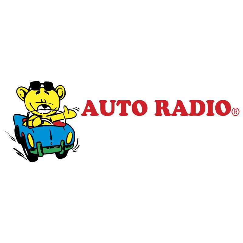 Auto Radio 15112 vector