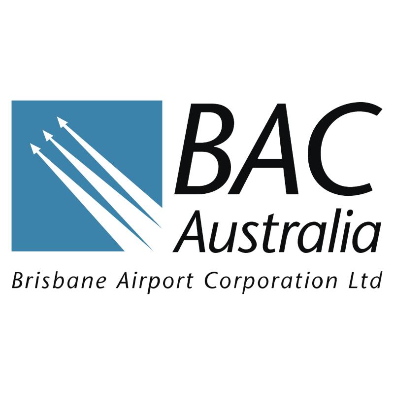 BAC Australia vector