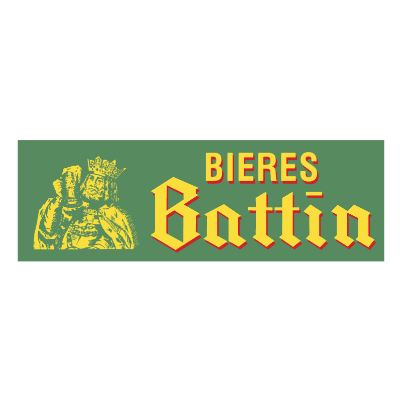 Battin Bieres 69329 vector