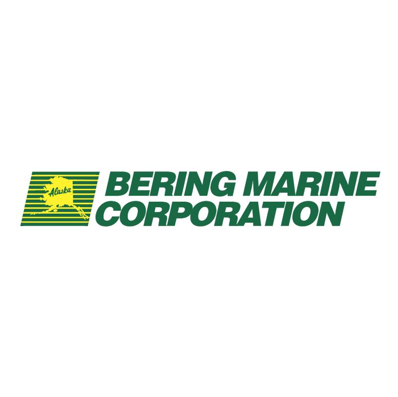 Bering Marine Corporation vector