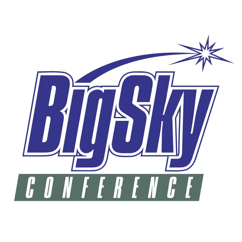 Big Sky Conference 74764 vector