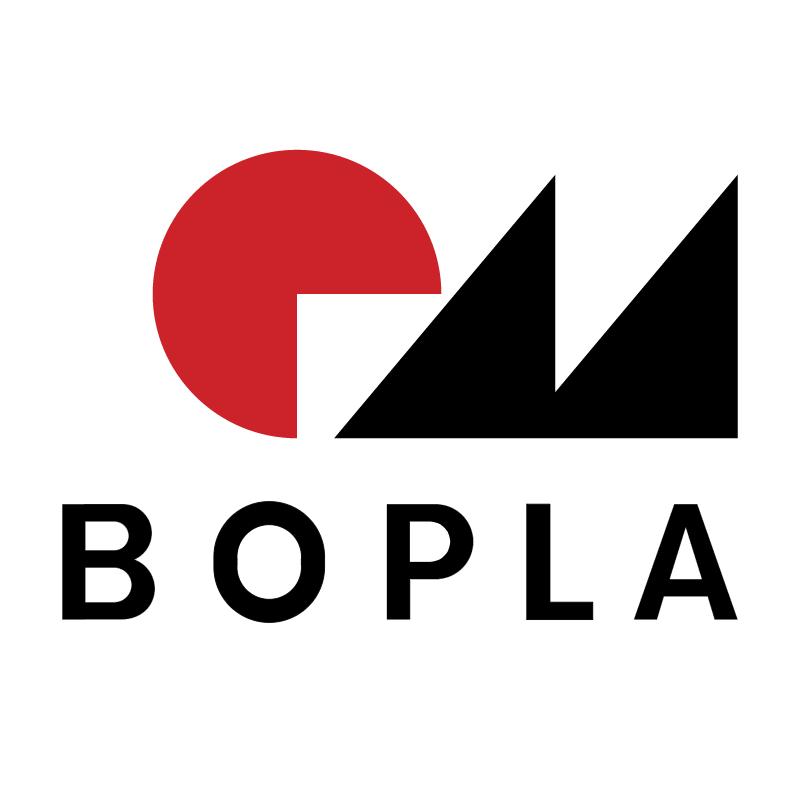 Bopla vector logo