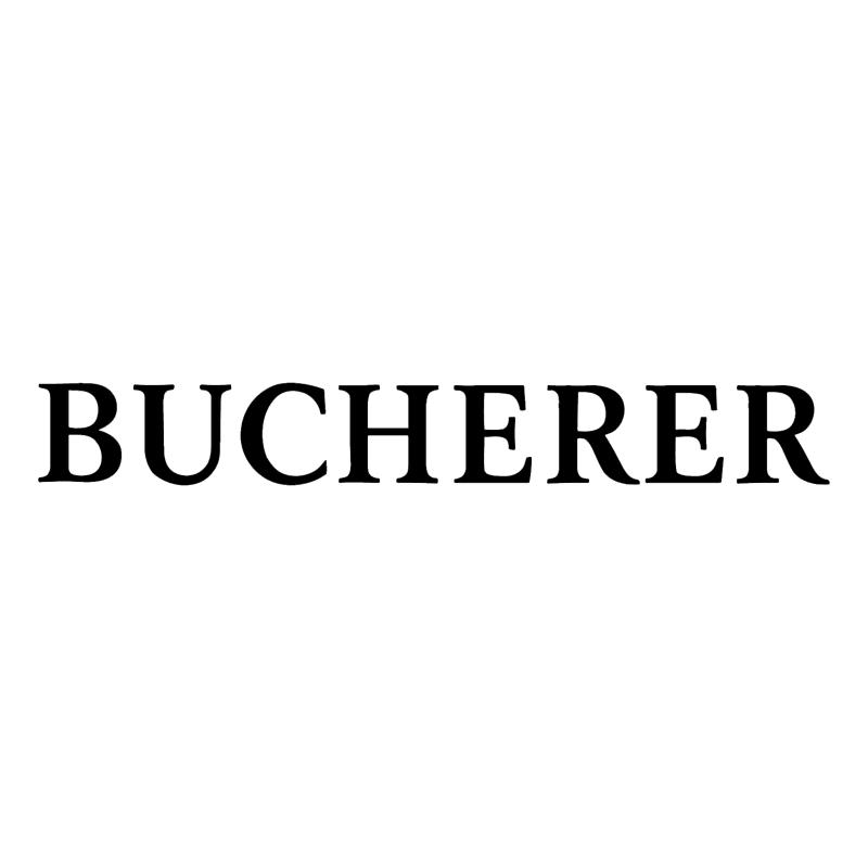 Bucherer 53143 vector logo